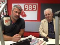 O Γ. Καραμπελιάς στην εκπομπή Γιάφκα (βίντεο)