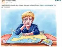 Η Ασία χύνεται στην Ευρώπη