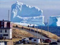 Κι όμως, βρέχει στην Ανταρκτική!