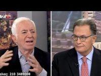 O Γ. Καραμπελιάς στην εκπομπή του Π. Παναγιωτόπουλου στο Kontra Channel (βίντεο)