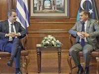 Η Ελλάδα και η Λιβύη