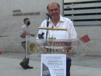 Παρουσίαση βιβλίου «Λησμονημένη Εθνοκάθαρση. Η συμβολή της Θεσσαλονίκης στον Αγώνα του 1821» στην Θεσσαλονίκη (βίντεο)