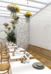 render-3d-de-cafeteria-con-revestimiento-de-mosaico-ceramico-decorativo