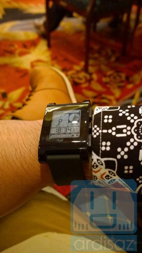 Watchface Casio Style