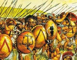 Sparta, Negara Fasis Pertama