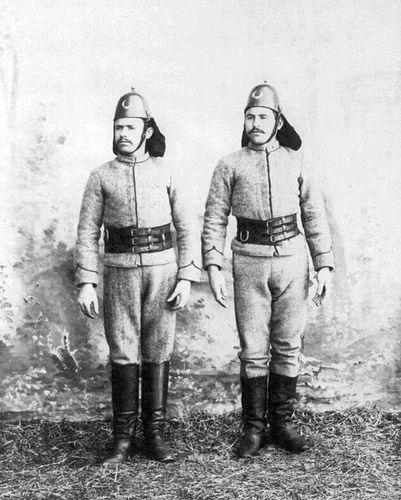 Petugas pemadam kebakaran pada masa Kesultanan Ottoman