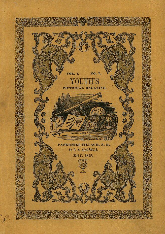 Children S Magazines Mid 1800 S Ardnasselas