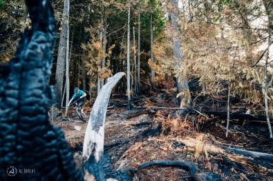Jessie Mcauley sunrise burn shoot