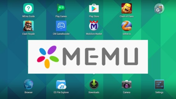 memu for windows free download