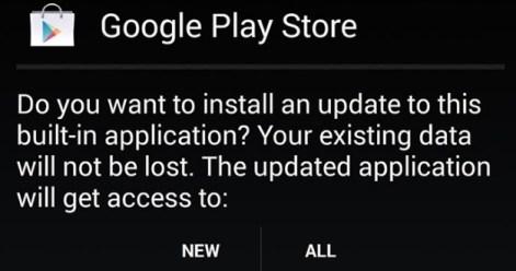 play store update free