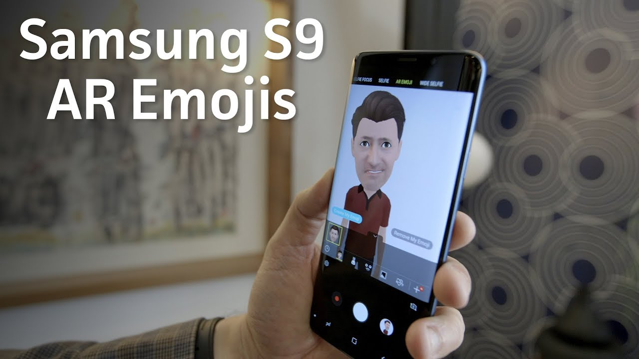 Download AR Emoji Apk from Samsung Galaxy S9 on any Android