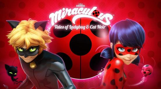 miraculous laybug and cat noir pc