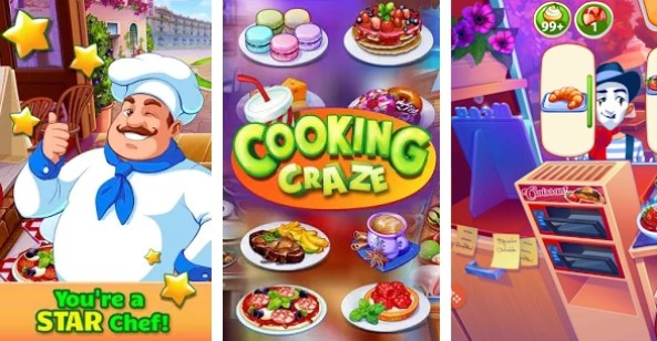 cooking craze pc windows 10