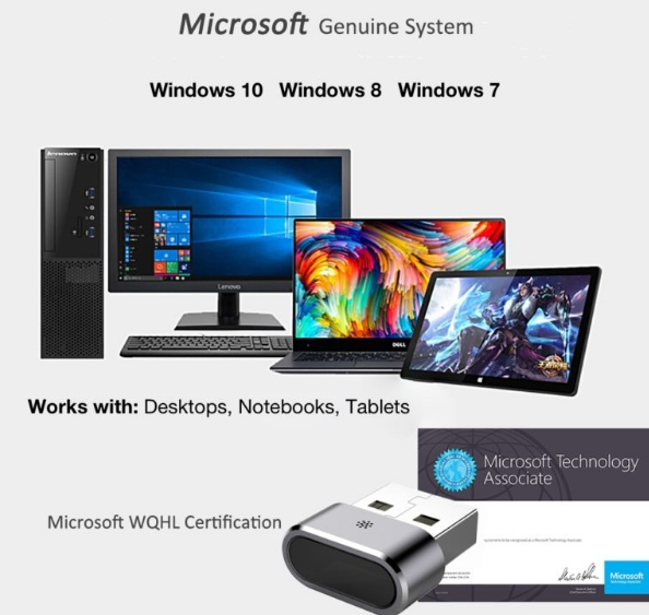 windows 10 usb fingerprint reader