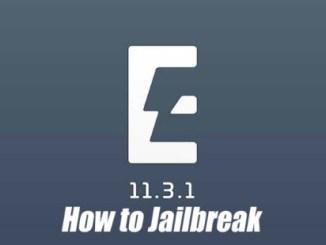 jailbreak ios using electra