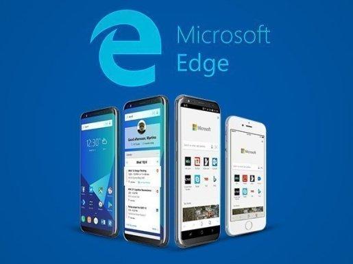 microsoft edge mobile version
