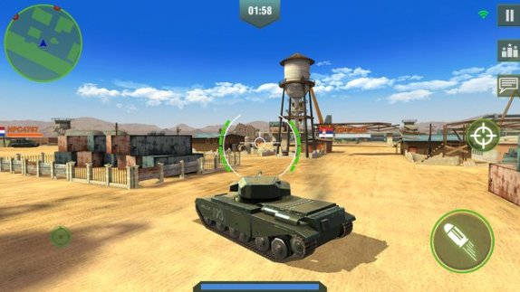 war machines free multiplayer tank shooter games pc