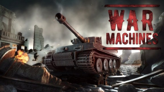 war machines tank shooter pc