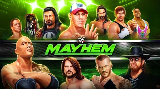 wwe mayhem pc download