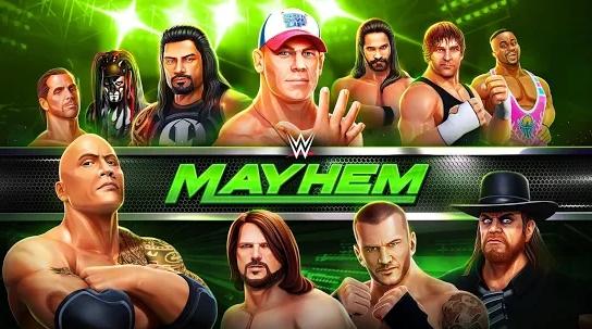 wwe mayhem pc download