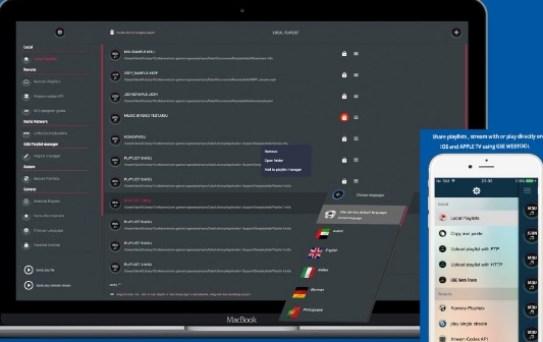 gse smart iptv language support