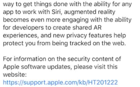 ios 12 ota update 1