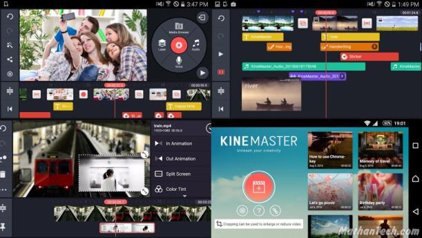 kinemaster pro video editor pc