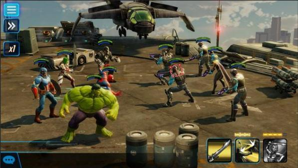 marvel strike force pc download