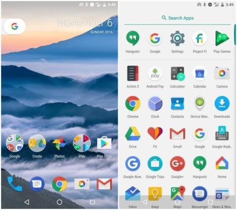 pixel 3 launcher apk full