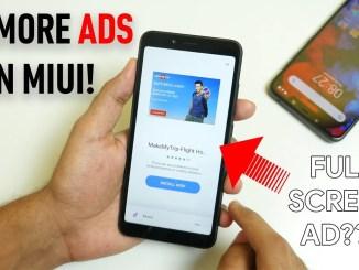 block ads on xiaomi phones