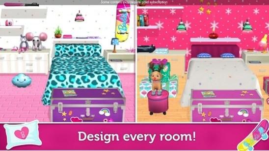 barbie dreamhouse adventures apk screenshot