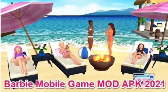 barbie mobile game mod apk