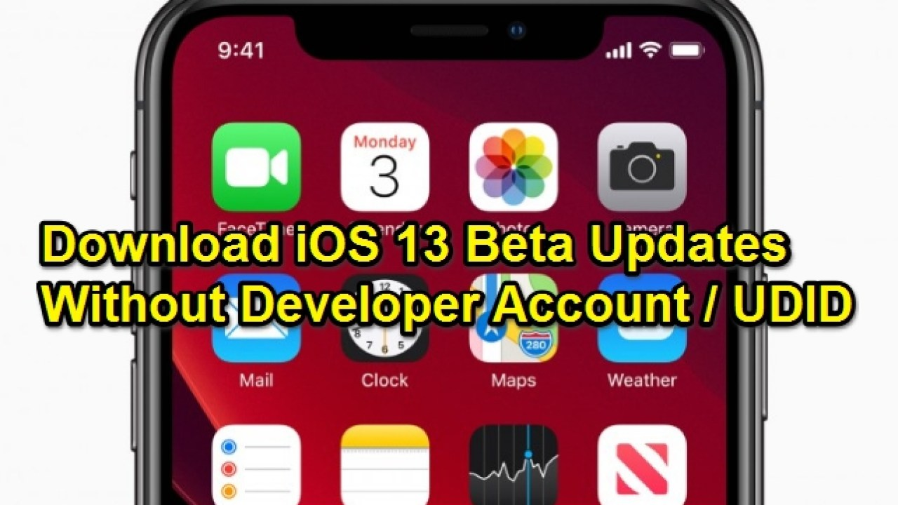 Best Download Ios 13 Without Developer Account - Bella Esa