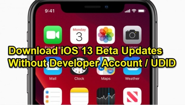 How To Download iOS 13 Beta Without Developer Account (UDID