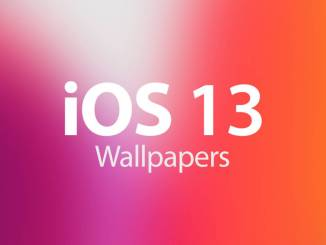 ios 13 official wallpapers