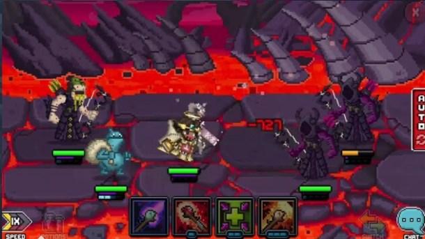 bit heroes gameplay screenshot 1