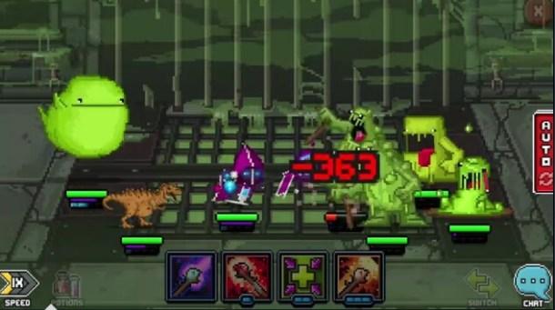 bit heroes gameplay screenshot 2