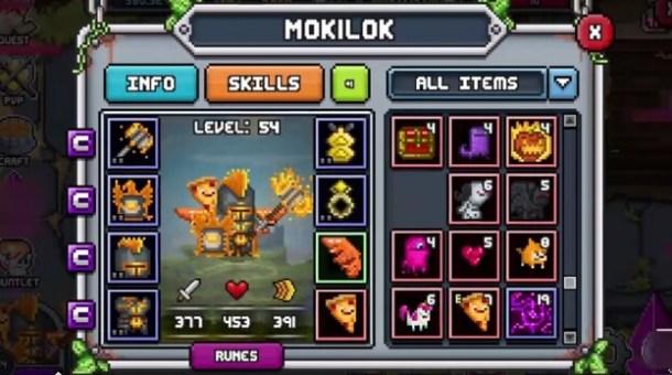 bit heroes gameplay screenshot 5