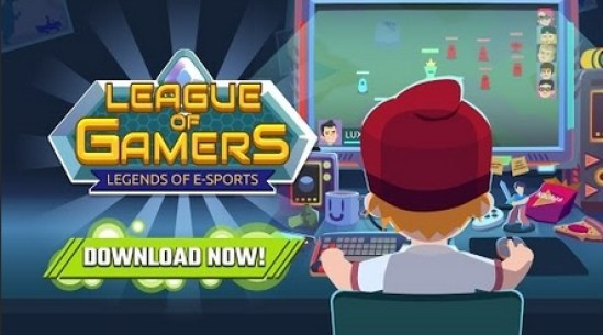 league of gamers android