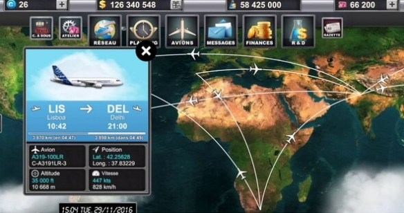 airlines tycoon manager v3 2019