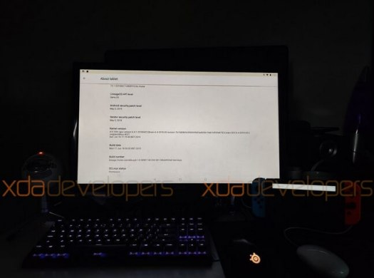 nintendo switch android port screenshot