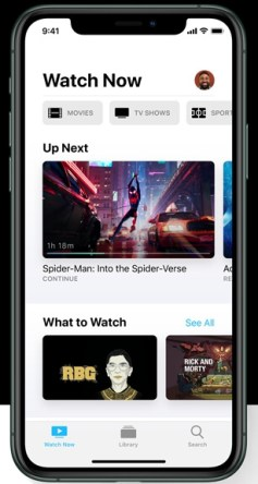 apple tv+ apk for android 2020