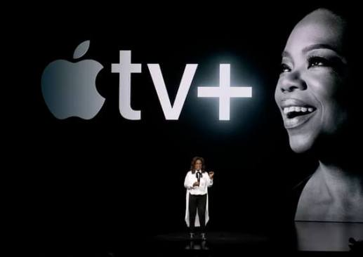 apple tv plus streaming service launch