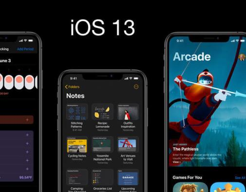 install ios 13 gold master build 2019