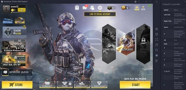 cod mobile for pc 2019