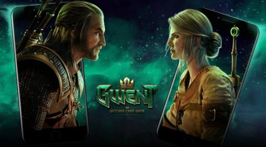 gwent witcher card game android apk link