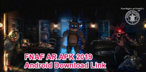 fnaf ar apk link download 2019
