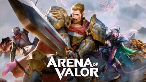 arean of valor mobile moba mod apk 2020