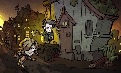 don't starve newhome apk