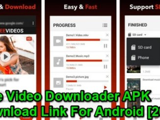 Free Video Downloader pro apk 2021